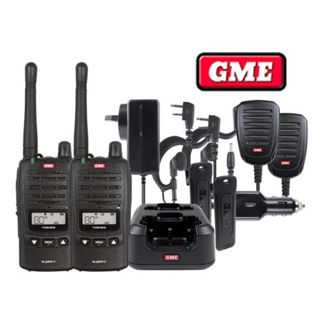 GME-TX6155-Comm-Kit Twin pack