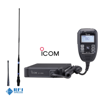 IC450 UHF + CD963-71-75