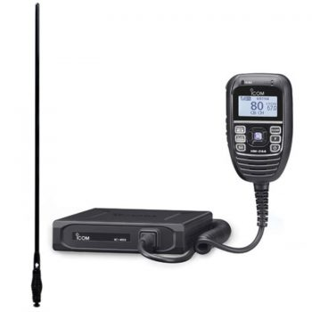 ICOM IC-455 + RFI CDR5000