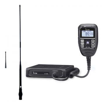 ICOM IC-455 + RFI CD963-71-75 Antenna