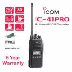 ICOM IC-41Pro UHF Handheld