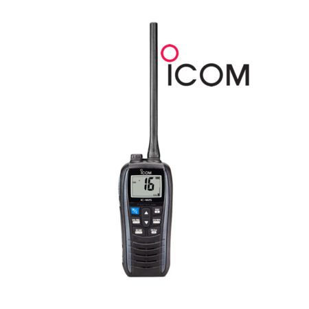 ICOM_IC-M25Euro-Metallic Grey