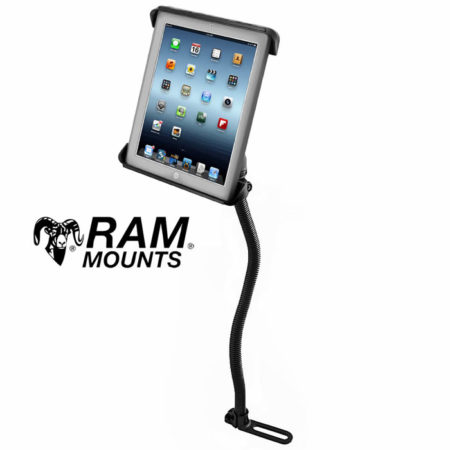 RAM No Drill Seat Mount-1