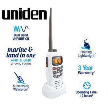 Uniden_MHS155UV_Marine_VHF_UHF