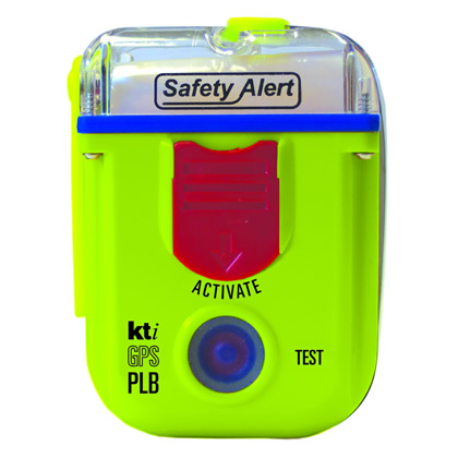 KTI Safety Alert SA2G PLB
