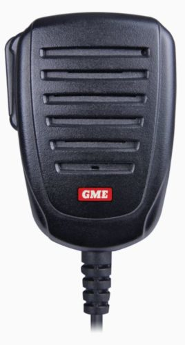 GME MC010 IP67 Speaker Mike