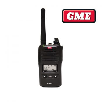GME TX6160 Handheld UHF CB Radio