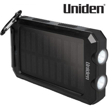 Uniden UPP80S Solar Powerbank