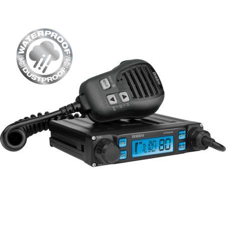 Uniden Xtrak40 Waterproof UHF CB Radio