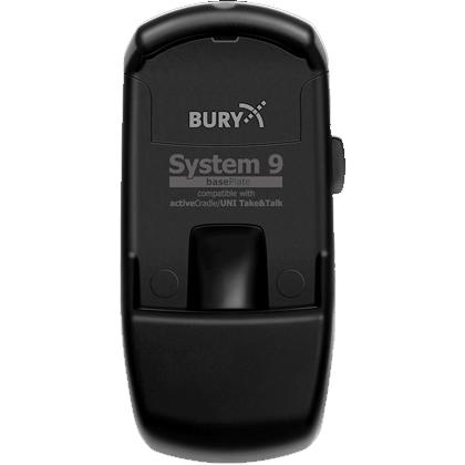 Bury System9 Base Plate