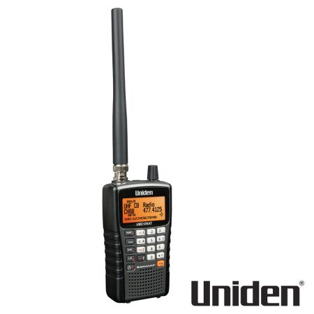 Uniden UBC126AT Handheld Scanner
