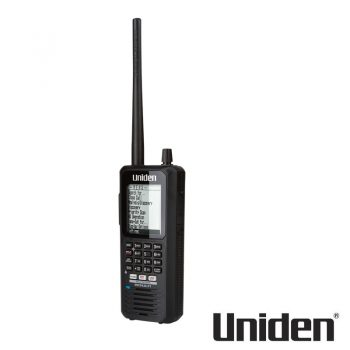 Uniden UBCD436PT handheld CFA Digital Scanner