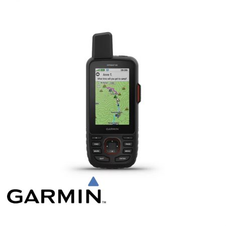 Garmin GPSMAP 66i Handheld GPS & Satellite Communicator