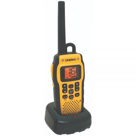 Uniden MHS050 VHF Marine Handheld Radio