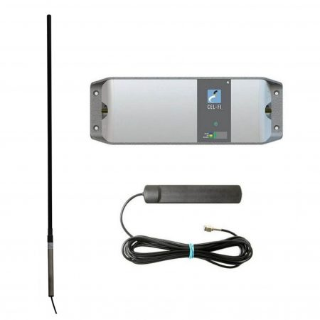 CelFi with RFI COL7195 antenna