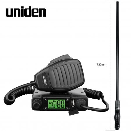 Uniden UH5030 AT500BK