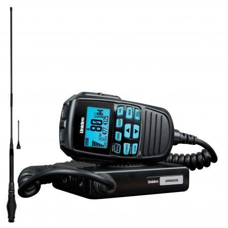 UH8060S_AT880BK UHF Antenna Bundle