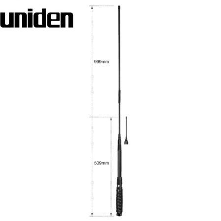 Uniden AT885BK UHF CB Antenna