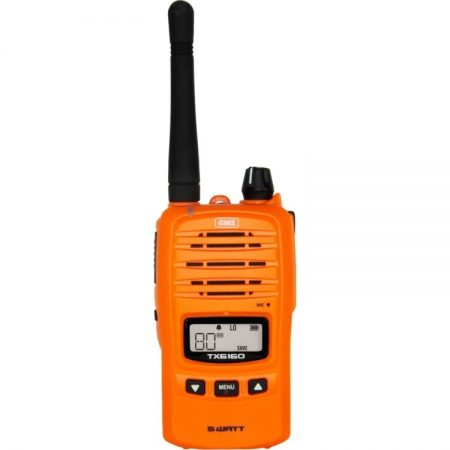 GME TX6160XO Orange UHF CB Handheld Radio