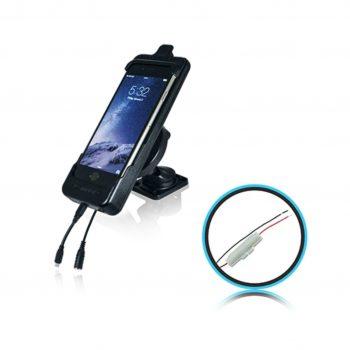 Smoothtalker iPhone8-7-6-SE 2nd Gen Dash Mount Hard wired
