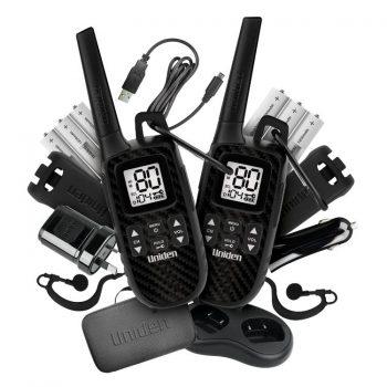Uniden UH620-2DLX 2W UHF CB Handheld Radio