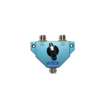 2-way Antenna Switch-Splitter CX-201U