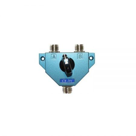 2-way Antenna Switch-Splitter CX-201U