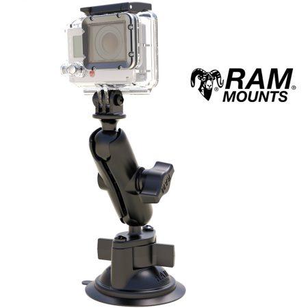 RAM-B-166-GOP1U Suction Mount