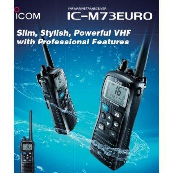 Marine Radio_IC-M73euro